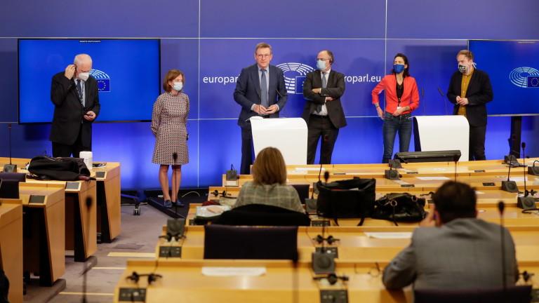 ЕП получава 16 млрд. евро повече за ключови програми