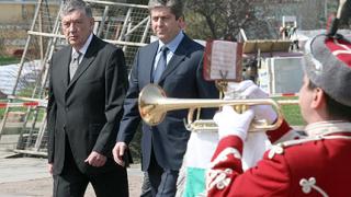 """Първанов """"натисна"""" Брюксел за приемането на Западните Балкани в ЕС"""
