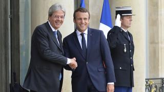 Франция и Италия правят тунел под Алпите за €25 милиарда
