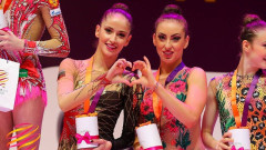 Гимнастичките ни се връщат с три медала от Европейското първенство