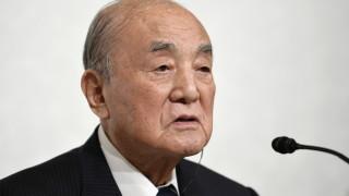 На 101 г. почина бившият японски премиер Ясухиро Накасоне – близък приятел на Рейгън и Тачър