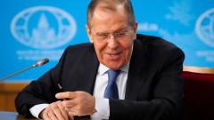 Лавров: ЕС създава нови разделителни линии