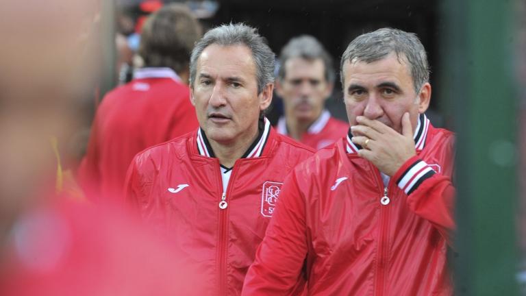Легендата Джика Хаджи е бил вариант за треньор на ЦСКА през есента