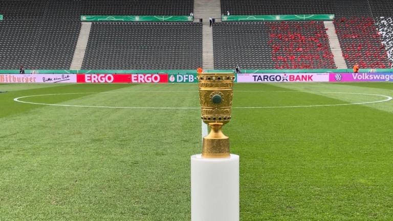 Изтегли се жребият за полуфиналите в турнира за Купата на Германия