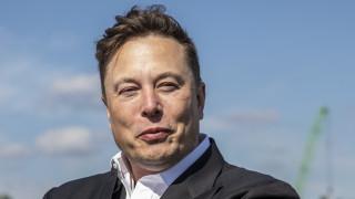 Мъск е най-добре платеният CEO в САЩ. Колко получи той през 2020 година?