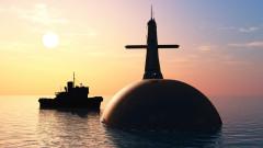 Британският флот е обезпокоен от руски кораби до Острова