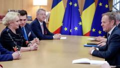 След архитектите на Брекзит Туск погна Румъния