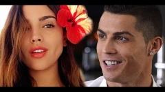 Роналдо се гушка със супер сексапилна мексиканка (СНИМКИ)
