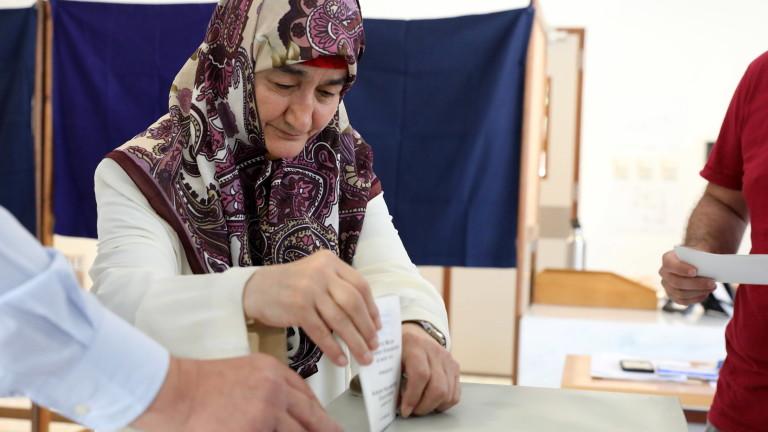 Демократически сбор води на изборите за Европейски парламент в Кипър