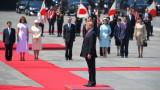 Тръмп подкрепя Япония за диалог с Иран, позитивен е за Северна Корея