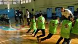200 деца премериха сили на спортен празник организиран от СК Левски
