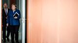 Ангела Меркел се подготвя за втора изборна катастрофа