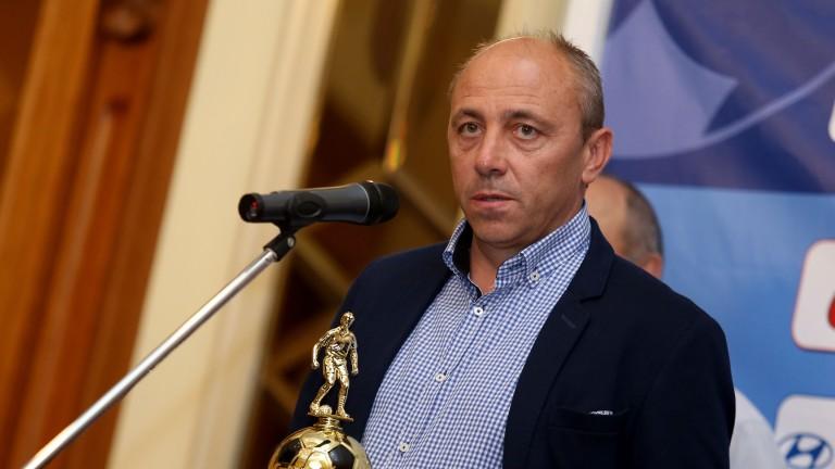 Илиан Илиев отрече, че синът му ще продължи кариерата си в Левски