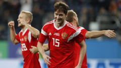 Русия продължава да не познава победата преди Мондиал 2018