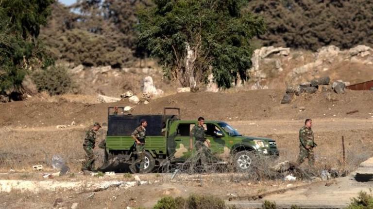 Сирийската армия откри голямо количество боеприпаси в бункер в провинция Идлиб