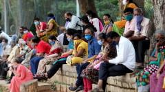 Коронавирус: Индия с рекордните близо 20 000 новозаразени за денонощие