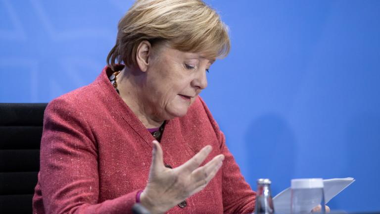 G20: Меркел поиска по-тясно сътрудничество за осигуряване на ваксини срещу COVID за всички страни
