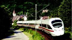 Deutsche Bahn влезе в тунела под Ламанша