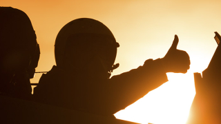 Руските и сирийски военновъздушни сили с първа съвместна операция