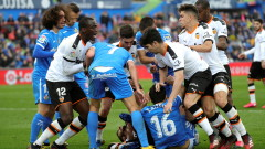 Хетафе победи Валенсия с 3:0