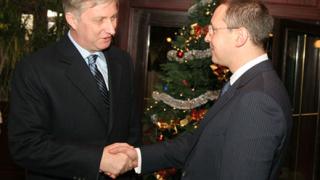 Станишев: В България белгийските компании успяват