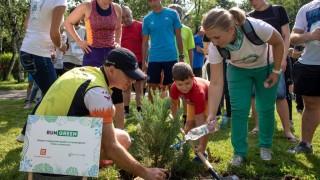 Октомври засаждаме 366 дървета в паркове и населени места в Западна България