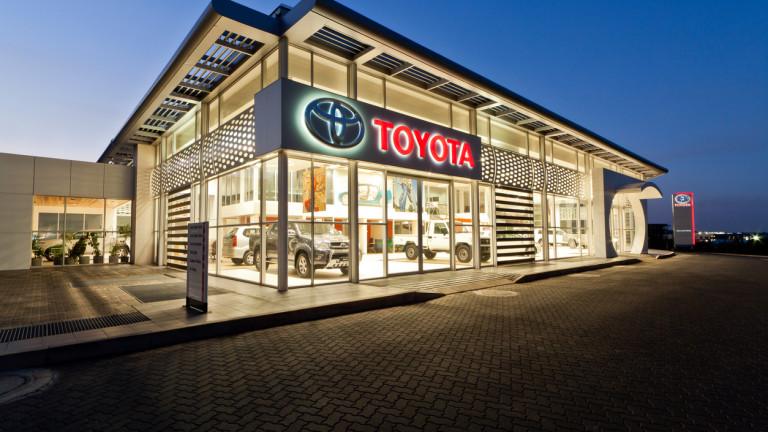 Британски министър убеждава Toyota, че няма да има Brexit без сделка