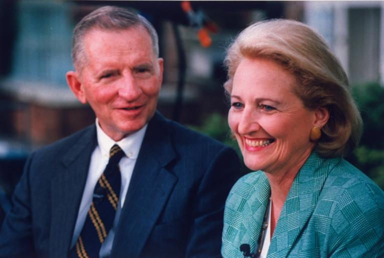 Марго и Рос Перо