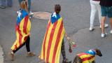 Каталуния обявява независимост от Испания в понеделник