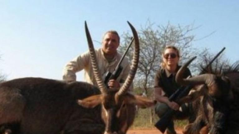 Стоичков осигурявал прехраната на много африканци с хобито си да отстрелва животни