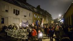 Протестите в Унгария се разрастват