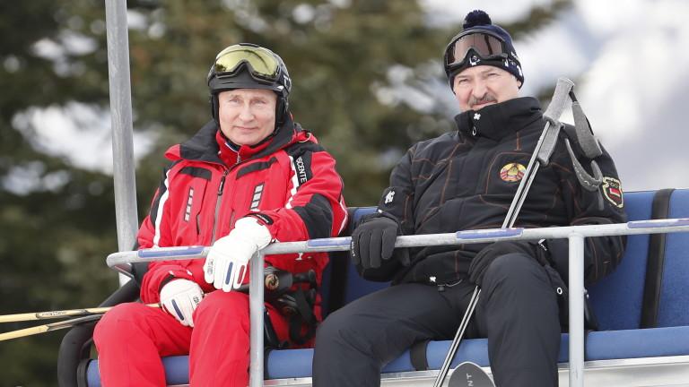 """Лукашенко разкри за """"намеци"""" на Русия за поглъщането на Беларус"""