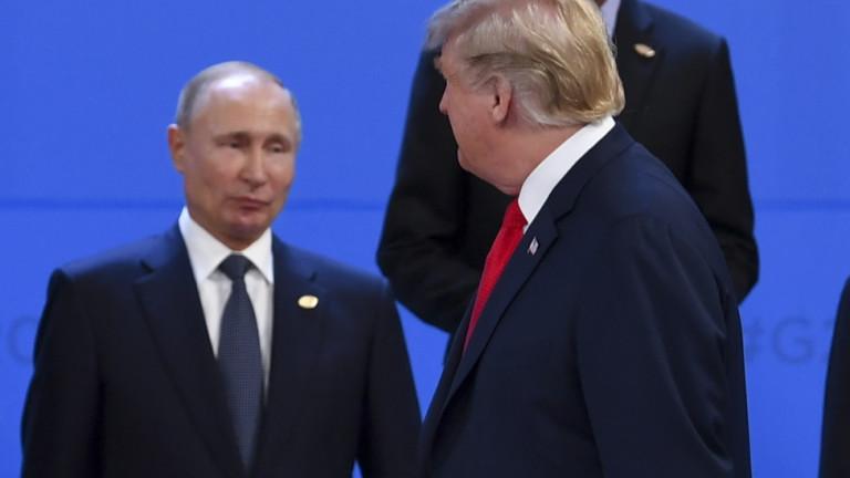 Русия високо цени всеки призив за разоръжаване, включително от САЩ
