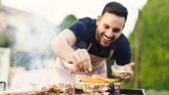 Мъжете, храната и тестостеронът