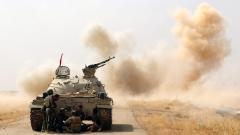 Кюрдите в Северен Ирак взривяват и опожаряват жилища на араби, прогонват ги