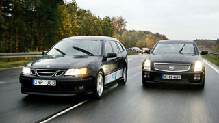 GM представи интелигентна система за безопасност V2V