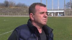 Гетов: Какво да му гледам на нашето първенство? На футбола ни му трябва Сираков или Танев