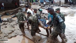 Над 250 загинали и 400 ранени при свлачищата в Колумбия