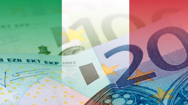 Може ли следващата криза за еврозоната да тръгне от Италия?