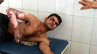 Атентат в US затвор в Ирак