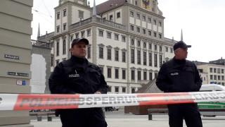 В Германия задържаха мъж за бомбени заплахи