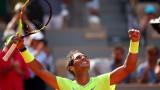 Рафаел Надал: С Роджър споделихме най-важните моменти в кариерите си