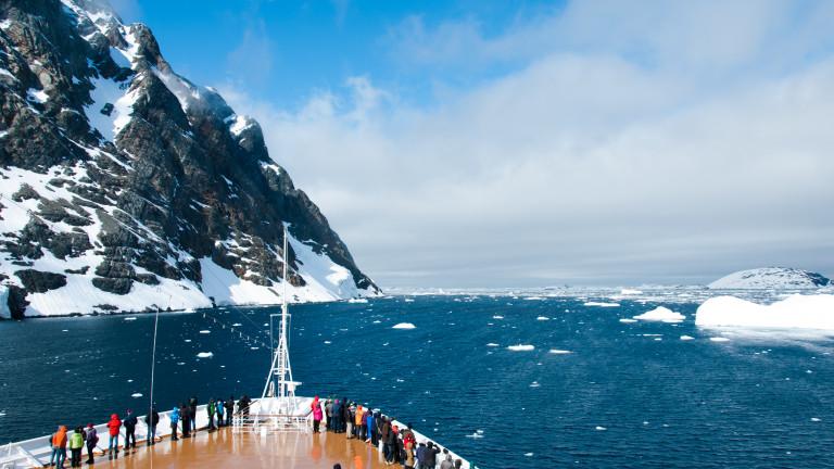 В Антарктика вече е 20 градуса по Целзий