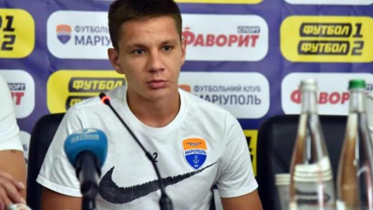 Локомотив (Пловдив) подписва с украинец