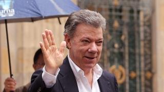 Президентът на Колумбия с Нобела за мир за 2016 г.