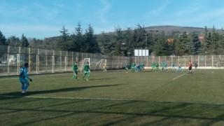Витоша (Бистрица) уреди контрола с още един отбор от Втора лига