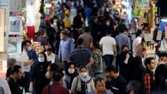 Коронавирус: Иран регистрира най-голямото увеличение на починалите от седмица