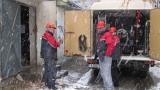 Стотици селища на тъмно заради снега