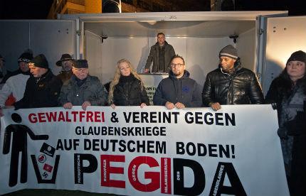 Новите крайнодесни популисти на Германия срещу исляма и бежанците