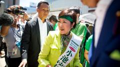 Японската префектура Токио избра първата жена губернатор